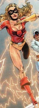 Belle Liberty DC Comics | Jesse Chambers