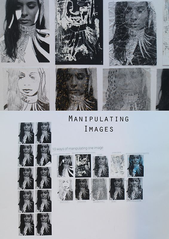 manipulating images