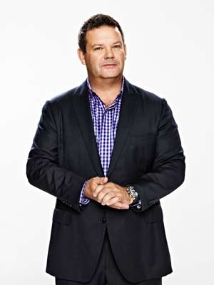 Gary Mehigan... Cute, cuddly and adorable!