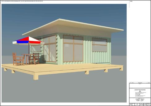 Container Hire Housing