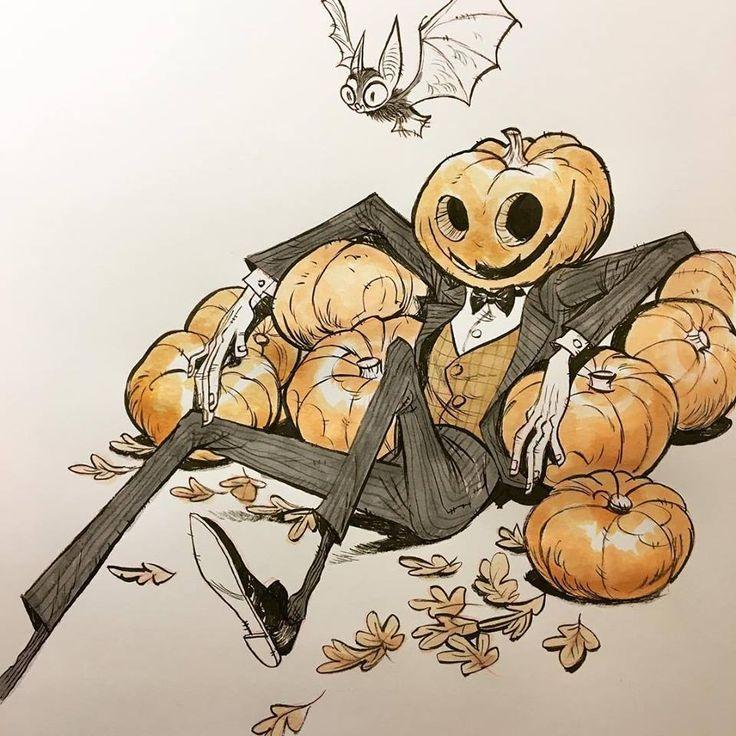 Best ideas about halloween drawings on pinterest