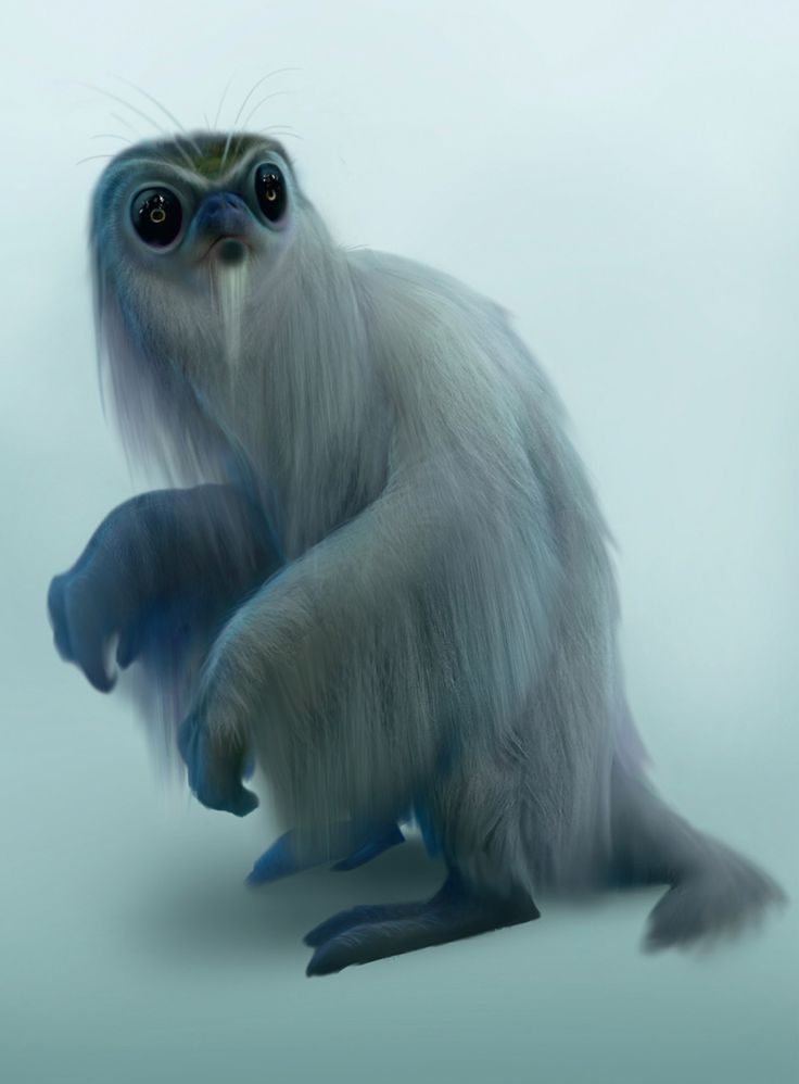 The Concept Art for Fantastic Beasts and Where to Find Them - Digital Art Mix