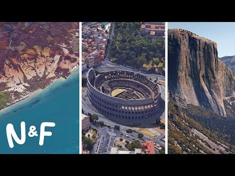 Google Earth's Incredible 3D Imagery, Explained | VideoMan