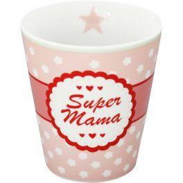 Krasilnikoff Happy Mug - Super Mama