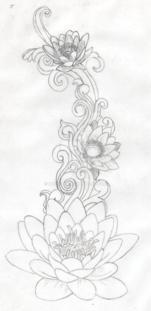 Tattoo sketch by rxchubx on DeviantArt