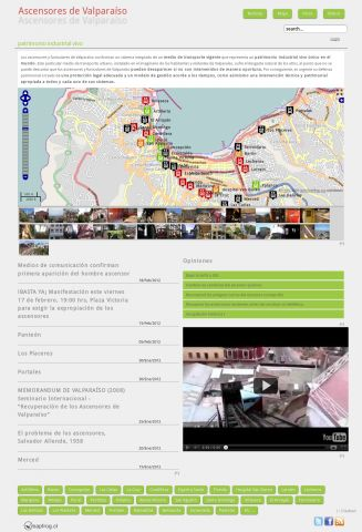 Elevators of Valparaiso    Website for collecting media & memories of the industrial heritage of the elevators of Valparaiso, Chile    If you are interested in supporting this initiative, please contact us at info@leapfrog.cl