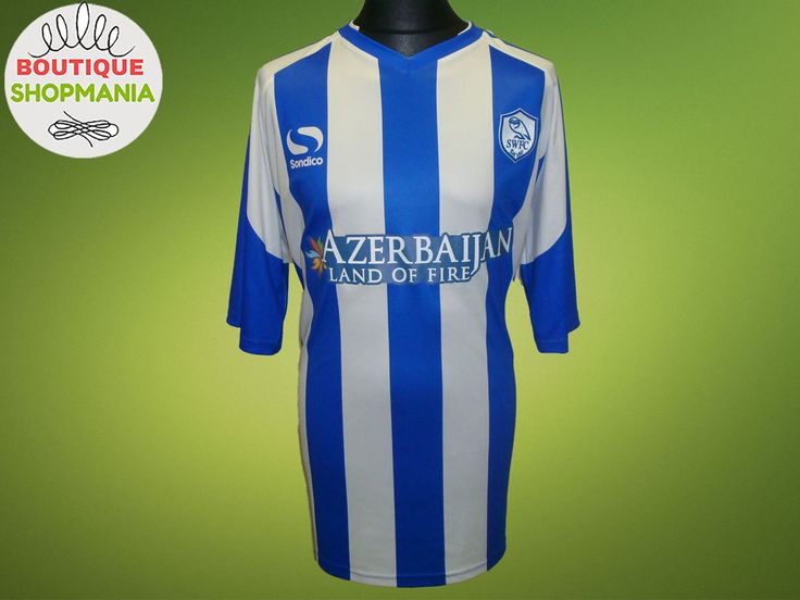 SHEFFIELD WEDNESDAY Owls HOME 2014-2015 (XXL) SONDICO Football Shirt Jersey #Sondico #SheffieldWednesday