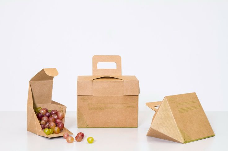 Packaging of the World: Creative Package Design Archive and Gallery: De Fold Containers (Student Project)