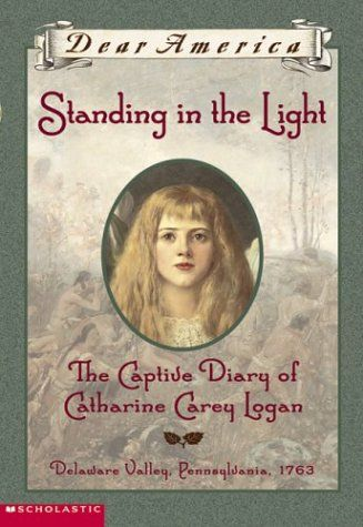 Dear America books Standing in the Light...I loved this book! And the series was one of my favorites growing up! :)
