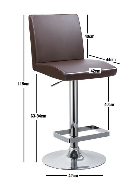 Buy Milan Gaslift Barstool White Online at Factory Direct Prices w/FAST, Insured, Australia-Wide Shipping. Visit our Website or Phone 08-9477-3441