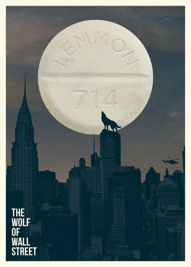 The Wolf of Wall Street - Javier Vera Lainez / Diseñador Gráfico