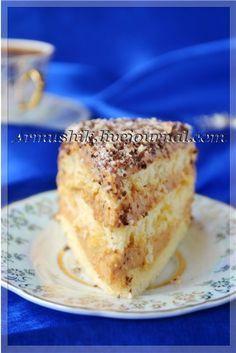 В последнее время сладкое пеку очень редко,но когда хочется сладкого,то это старые,добрые,безумно вкусные тортики из нашего детства....без заморочек -многократно…