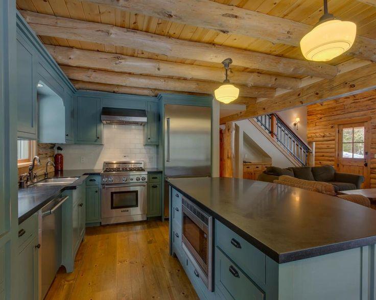 West Shore Log Home7077 Lewis Avenue, Tahoma, CA | Tahoe Luxury Properties