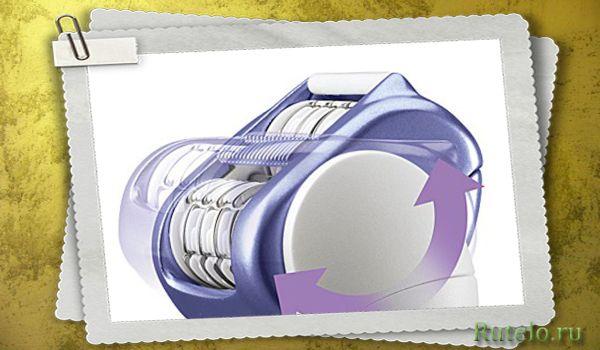 Эпилятор panasonic ES-ED20 или фиолетовое чудо • Блог лишних волос