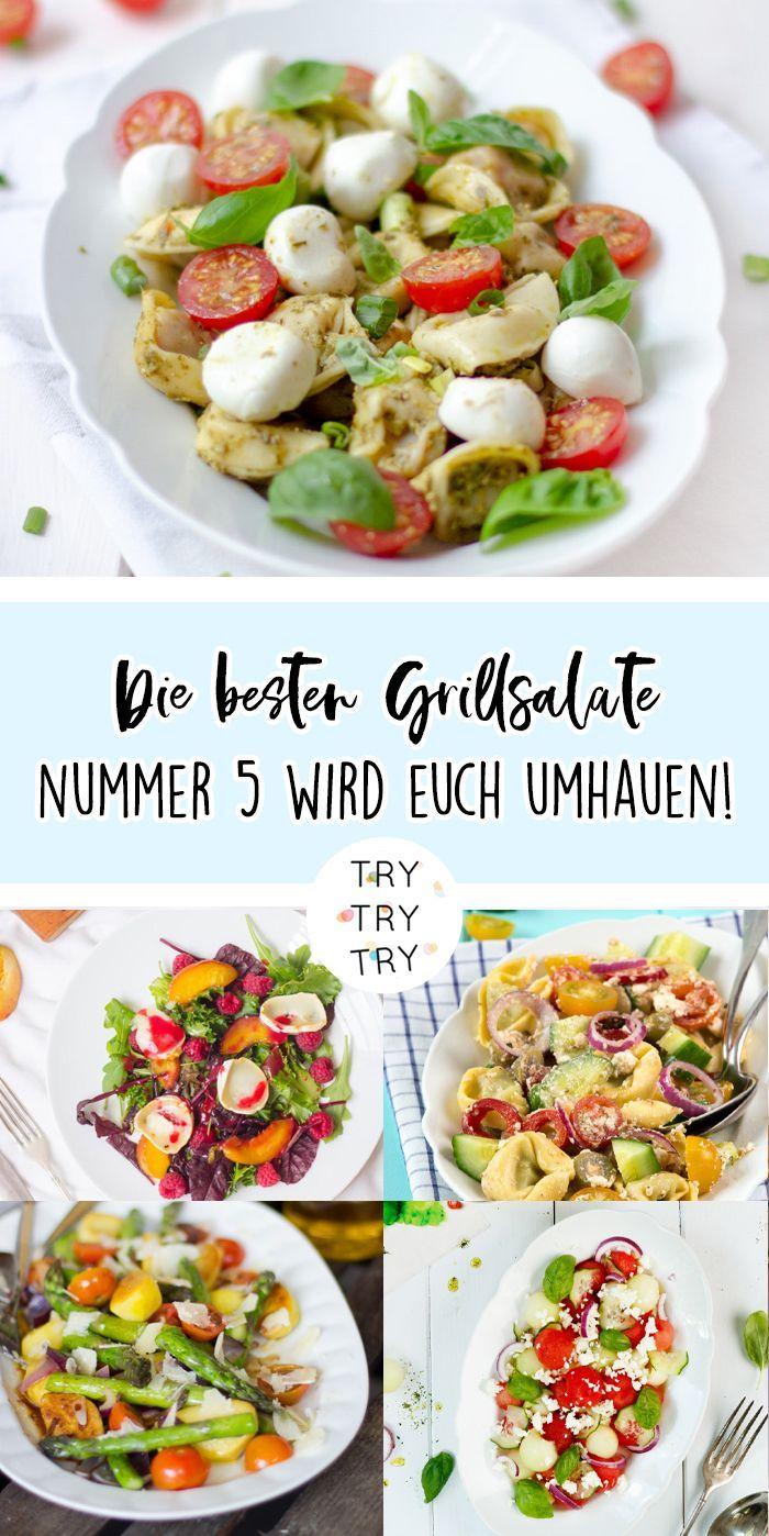 Die besten Grillsalate / grillen / Grillen im Somm…