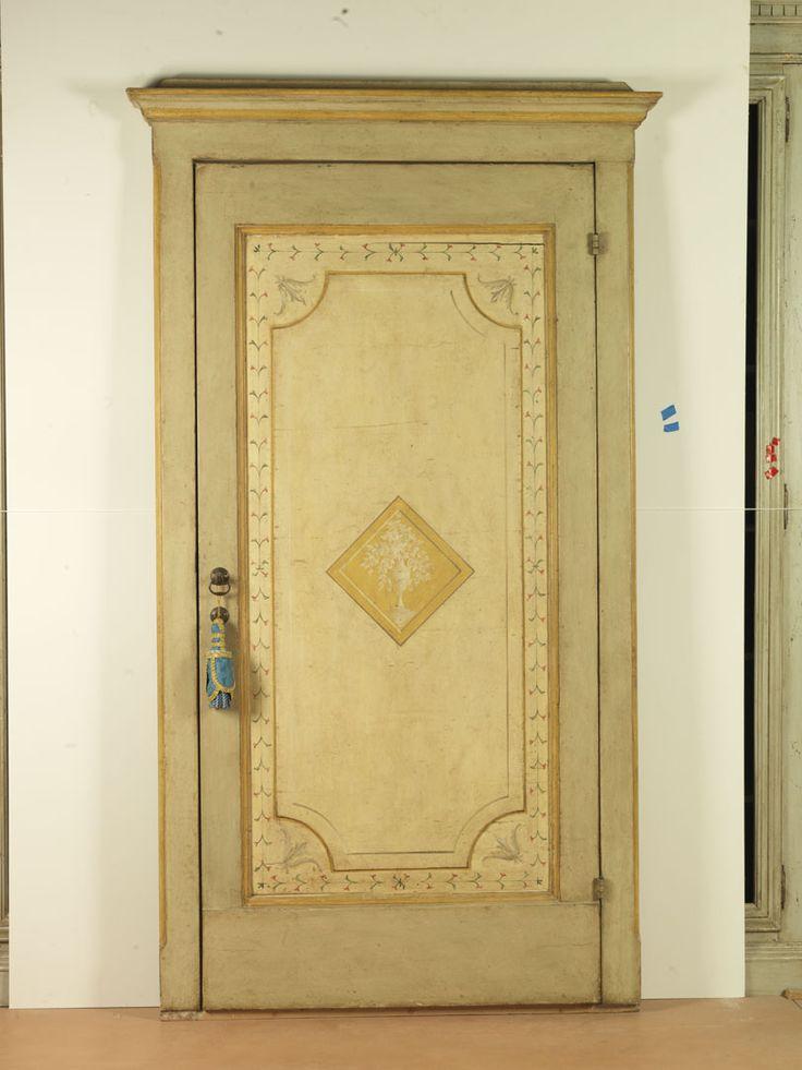 Oltre 25 fantastiche idee su porte dipinte su pinterest for Porte antiche prezzi
