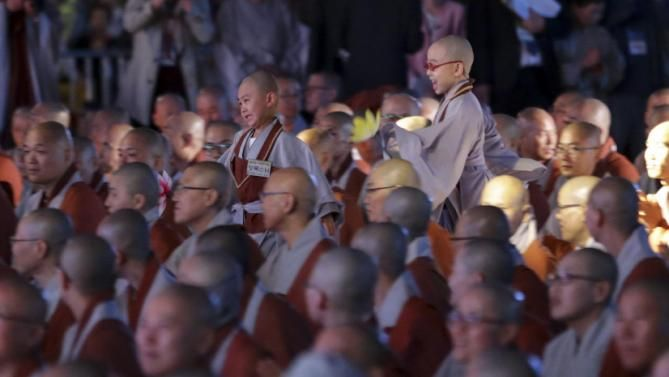 South Korean Buddhists Promise a Leading Role in Reunification | Koogle TV