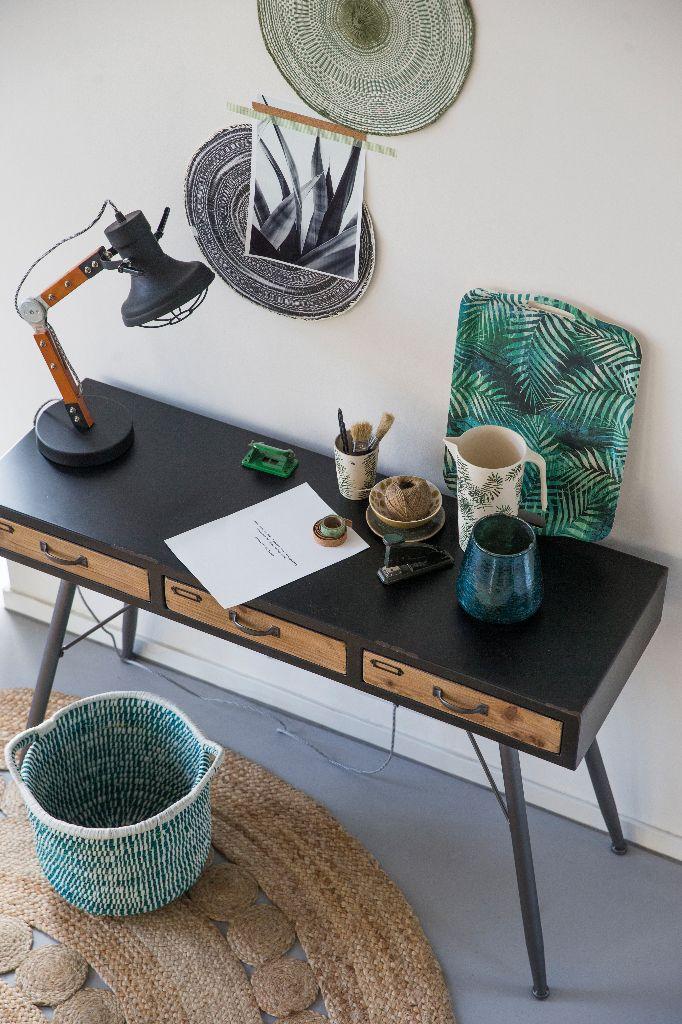 Trendhopper ● Een thuiswerkplek, een accessoirehoekje ... Met sidetable Forssa kan je alle kanten op!