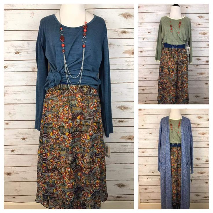 Floral Bohemian Skirt To Bloom In Winters