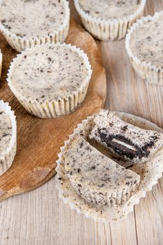 Cookies and Cream Tortoni – Weight Watchers (1 Point)-recalculate points plus as I think old points.