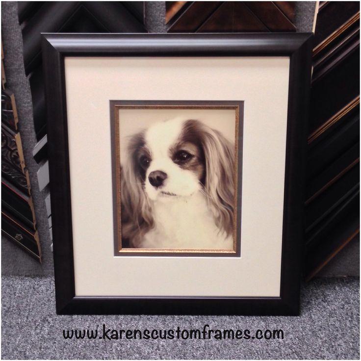 Custom Design and Picture Framing by Karen\'s Detail Custom Frames ...