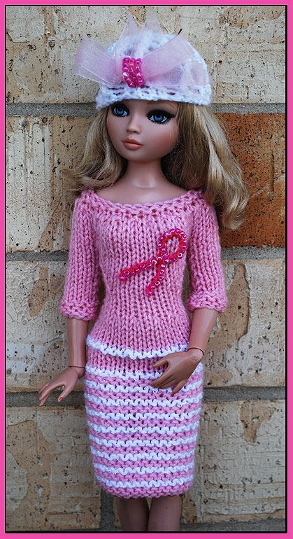 205 best images about Knitting to Barbie/ strik Barbie on ...