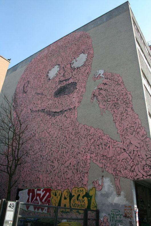 berlin graffiti whole
