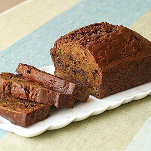 Chocolate Chip Zucchini Bread | MyRecipes.com