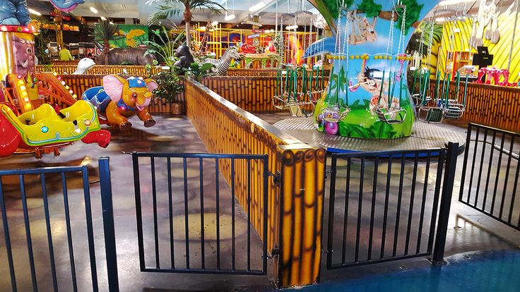 Party Jungle Indoor Amusement Park in Phoenix | Things to Do in Phoenix With Kids