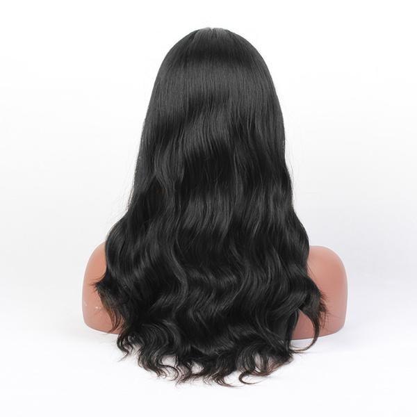 Peruvian Hair Glueless Full Lace Wigs Jenny Lee Fashion