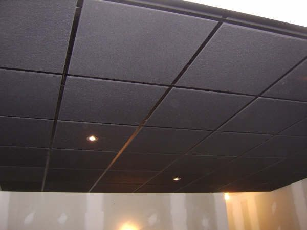 Black Acoustic Ceiling Tiles Google Search Clarkson
