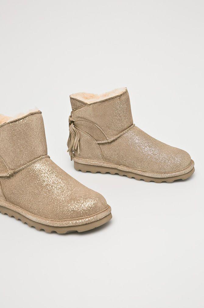 f4a67fbec5 Čižmy a členkové topánky Snehule - Bearpaw - Snehule