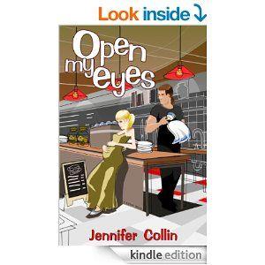 Open My Eyes by Jennifer Collin http://www.amazon.com/Open-My-Eyes-Jennifer-Collin-ebook/dp/B00JJNWIV8
