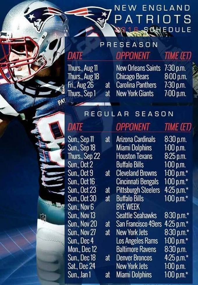 online patriots game todays nfl game