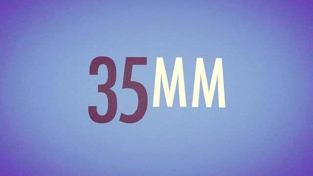 So cool. 35 films distilled to 2 minutes of motion graphic design. We can only guess 6 of them!