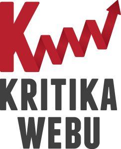 Kritika webu logo