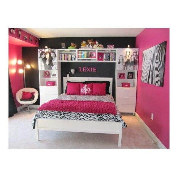 1000+ Ideas About Hot Pink Room On Pinterest