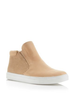 Kenneth Cole Kalvin Slip On High Top Sneakers | Bloomingdale's