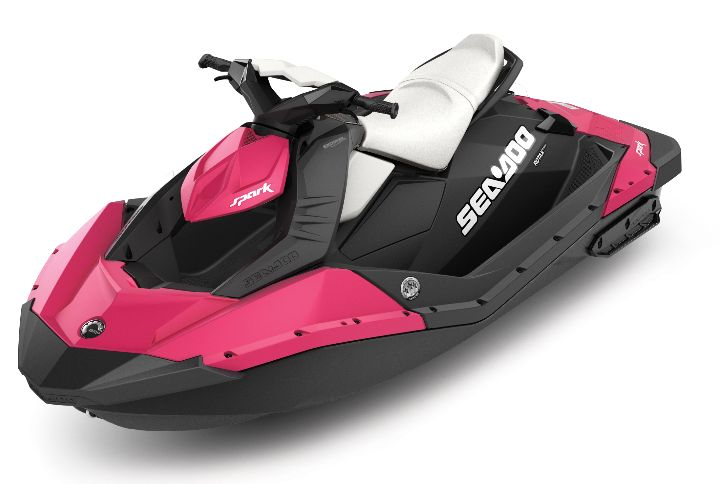 2014 SEA-DOO Bubblegum! I sooooo want this pink coco stylin jetski... i can see coco on this LOL