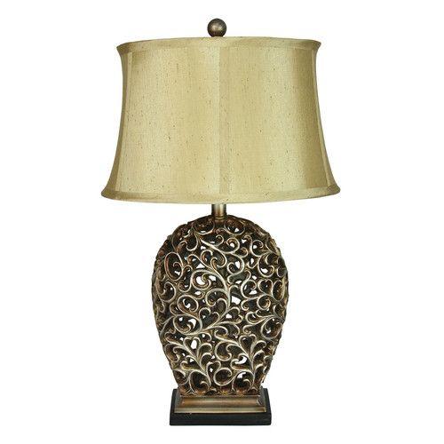 Oriel Lighting Donati Complete Table Lamp