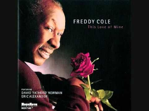 ▶ This Love Of Mine - Freddy Cole - YouTube