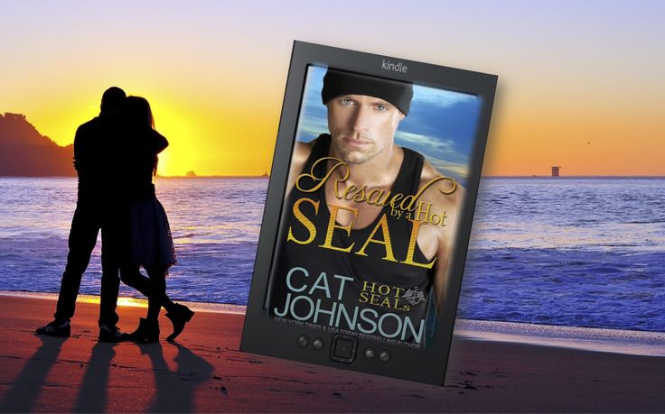 Rescued by a Hot SEAL (Hot SEALs series) paperback/print Oct 11, 2016