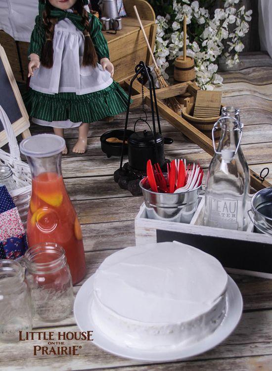 Laura Ingalls Wilder Wedding Cake Recipe