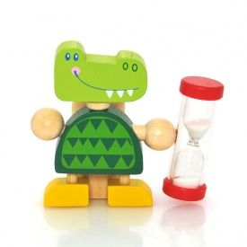Aligator Animal Toothbrush Holder