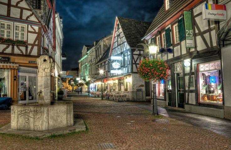 Bad Honnef - Deutschland - amo morei nesta cidade por quase 3 anos