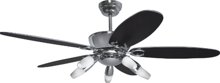 Havells Aureus 1320mm Ceiling Fan with Remote (Chrome Finish): Amazon.in: Home & Kitchen