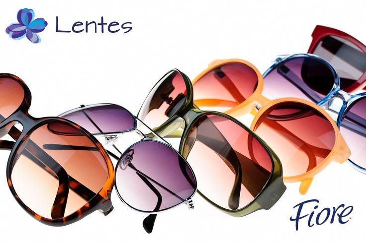 Asegúrate que tus lentes cuenten con protección para el sol, escoge la forma que afile más tu cara
