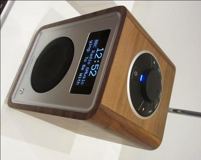 Ruark R1 Mark 3 DAB and DAB+ receiver with FM tuner