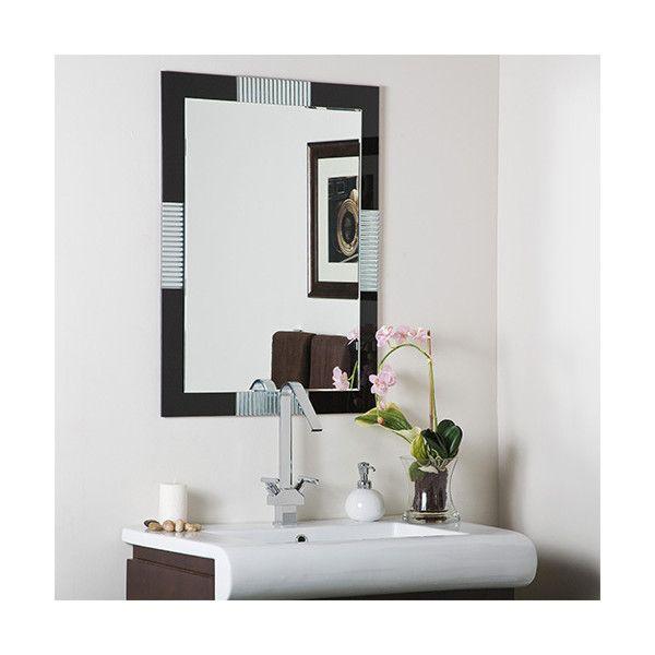Best 10+ Handmade frameless mirrors ideas on Pinterest Red - home decor mirrors