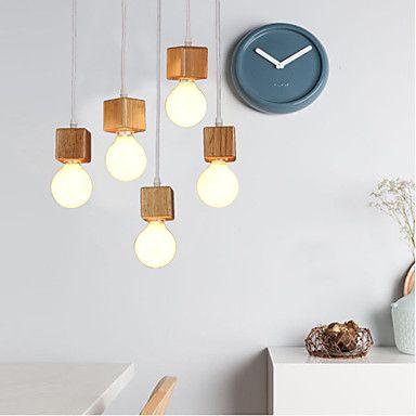 6-10W+Plafond+Lichten+&+hangers+,++Hedendaags+/+Traditioneel+/+Klassiek+/+Rustiek/landelijk+/+Tiffany+/+Vintage+/+Retro+/+Lantaarn+/+–+EUR+€+71.06